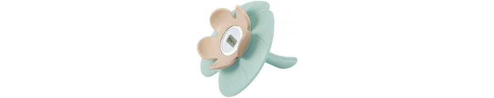Termómetro para el bebé y para el baño
