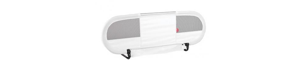 Barreras de camas y seguridad para bebés