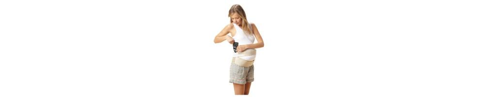 Fajas y cinturones para embarazadas