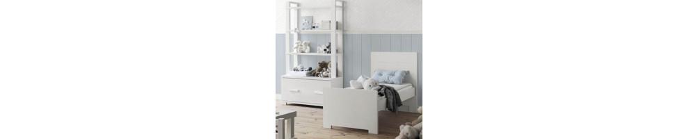 Dormitorios y mobiliario juvenil | Portes Gratis