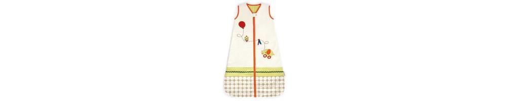 Pijamas y sacos para bebés